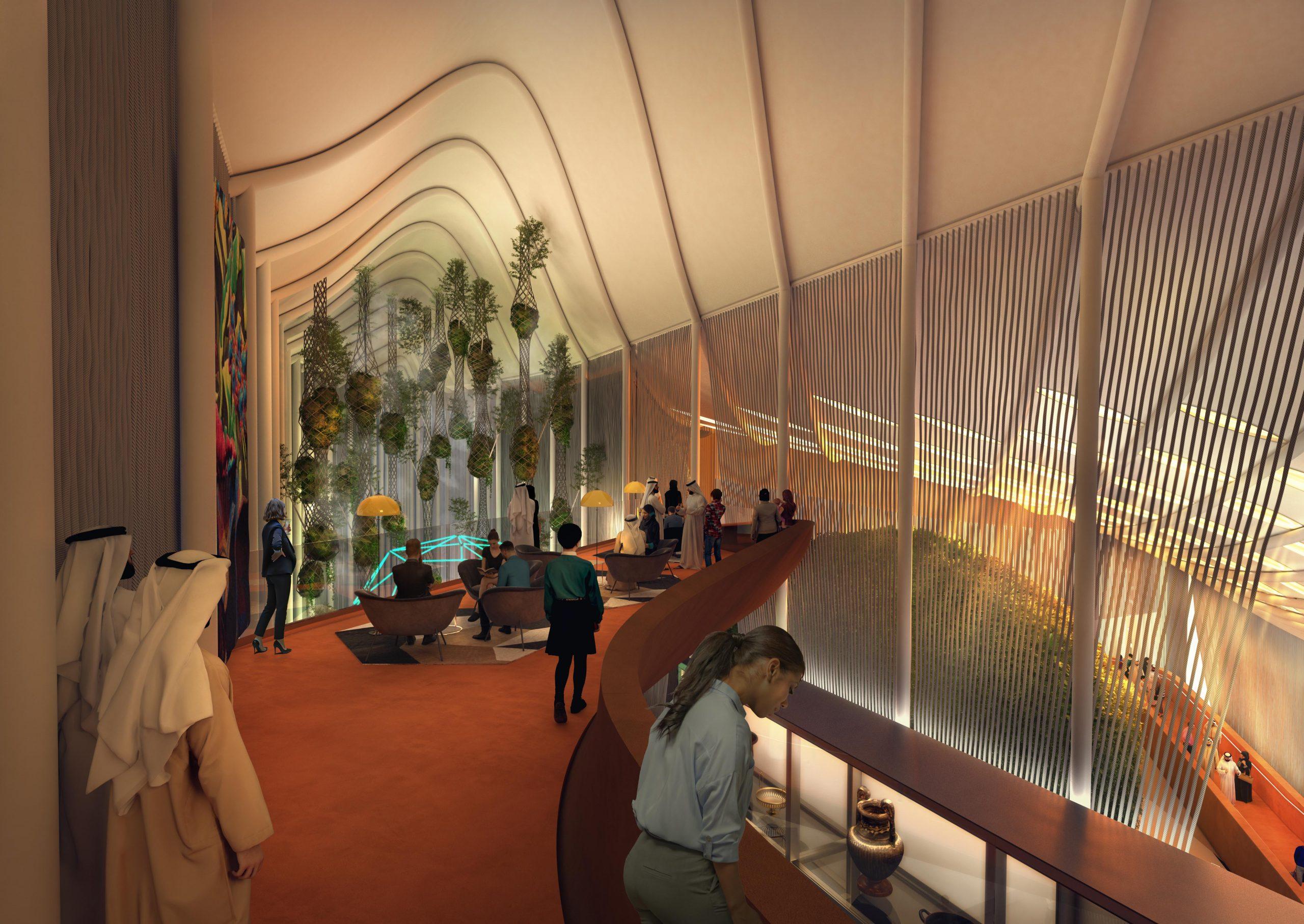 201910 Unveiling Italian Pavilion 2020_Renderings by CRA_7