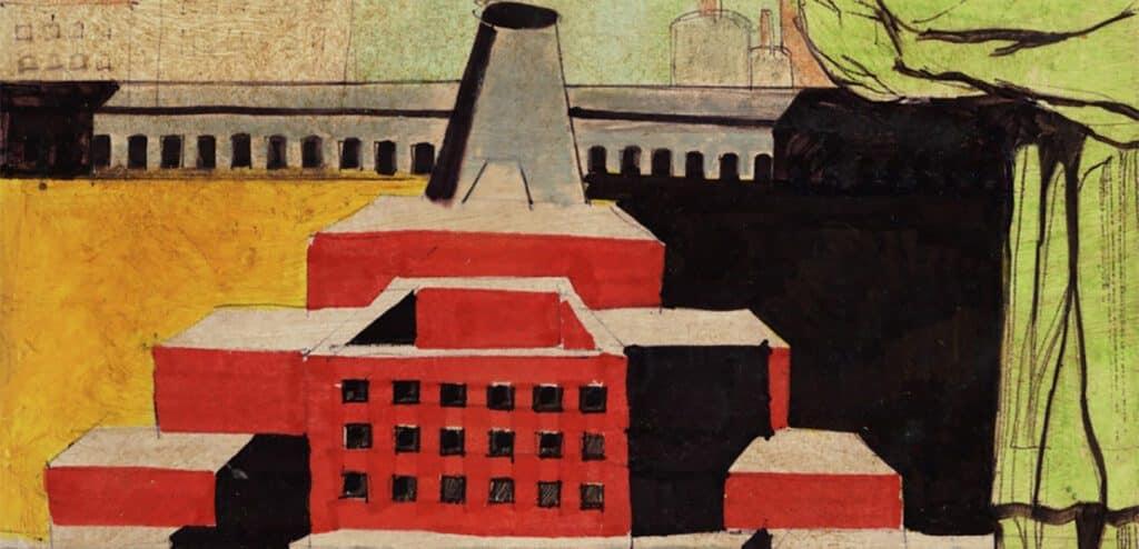 Aldo Rossi - L'autonomia del disegno 12