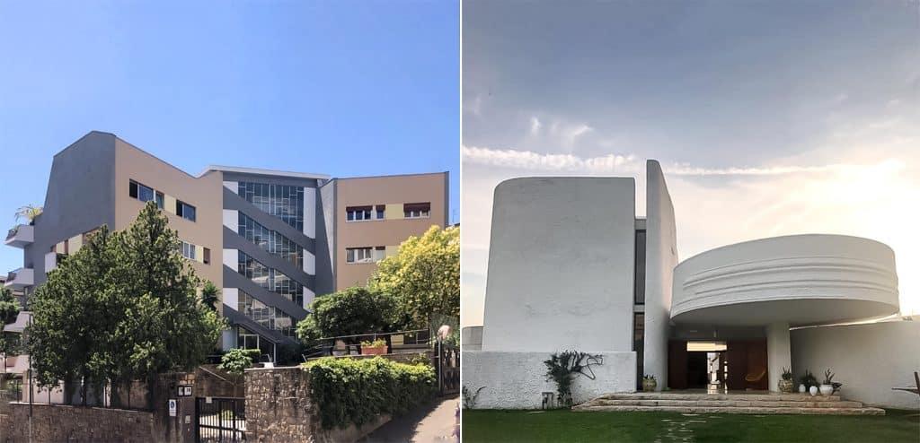 Il recupero del moderno: due esempi di architetture romane – di Carlo Ragaglini 8