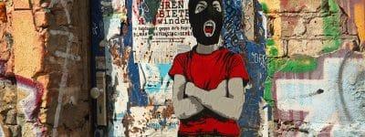 Lazio Street art per il recupero di aree dismesse
