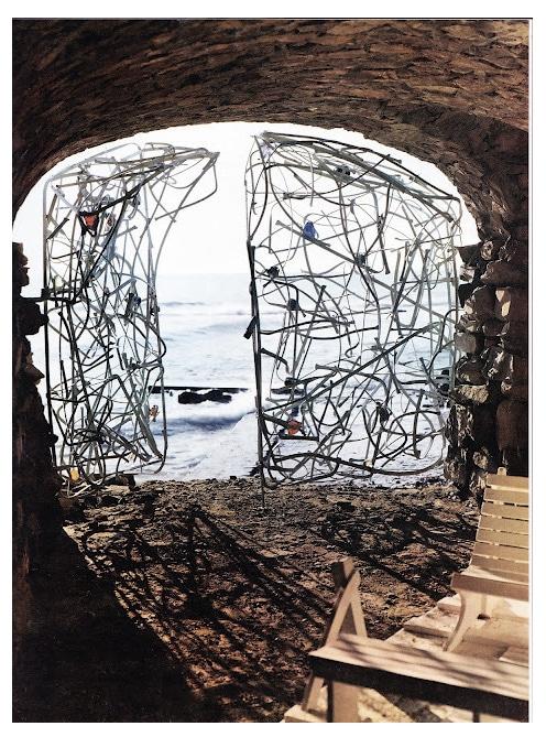 """Appunti sul restauro della villa """"La Saracena"""" di Luigi Moretti – di Paolo Verdeschi 67"""