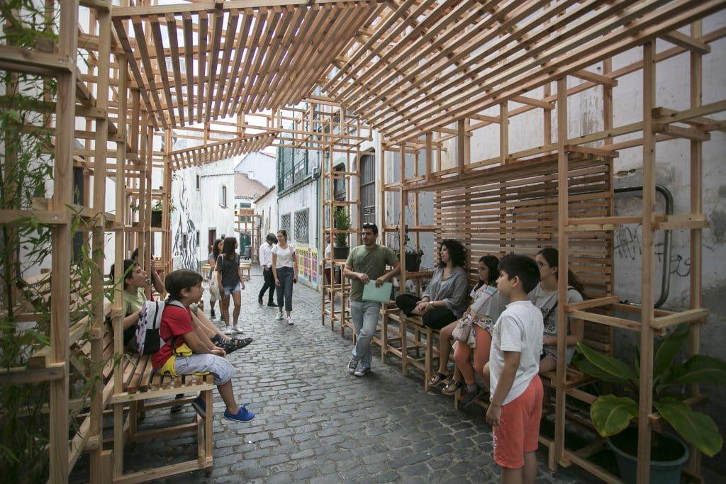 INTERVISTE AI GIOVANI ARCHITETTI ROMANI: ORIZZONTALE - di Leila Bochicchio / Redazione AR Web 2