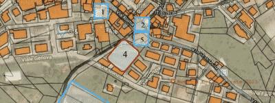 Nuova sede municipale a Folignano, pubblicato il bando per la progettazione