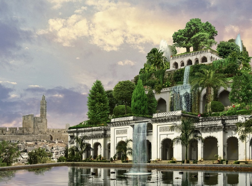 Gestione integrata del verde, da Babilonia al contemporaneo – di Alberto Giampaoli e Giuseppe Parisio 1