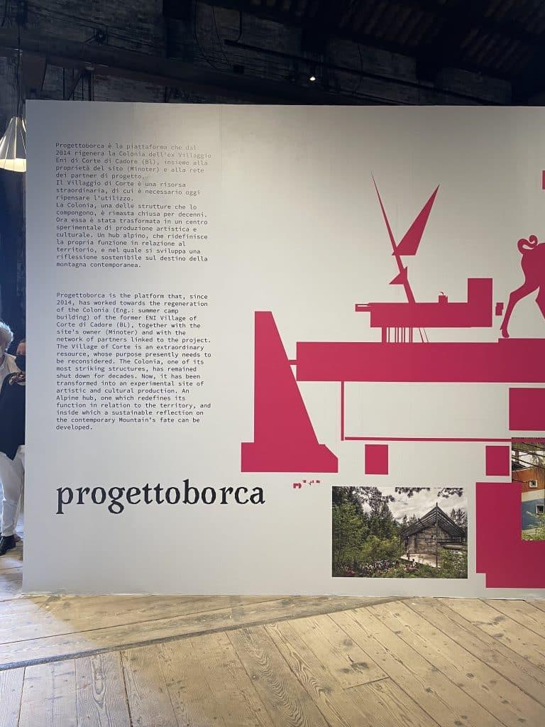 Biennale Architettura, Venezia 2021. Padiglione Italia – di Federica Andreoni 2