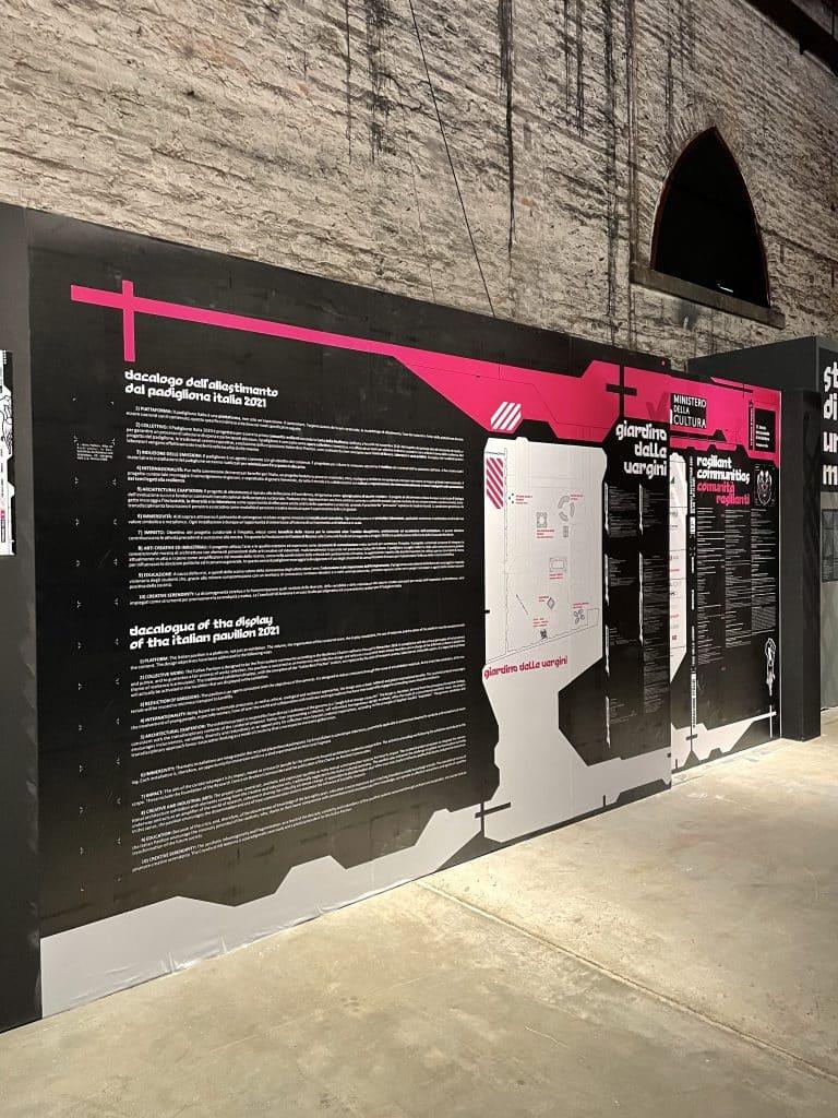 Biennale Architettura, Venezia 2021. Padiglione Italia – di Federica Andreoni 1
