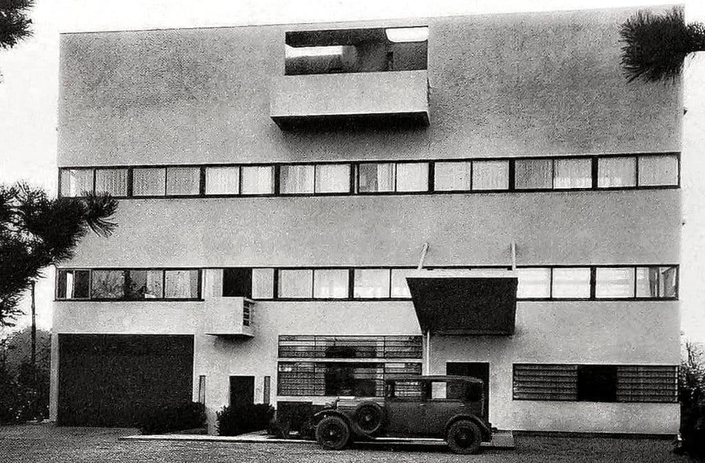 Ugo Luccichenti, un Maestro modernista. La palazzina a Largo Nicola Spinelli - di Lorenzo Tarquini 3