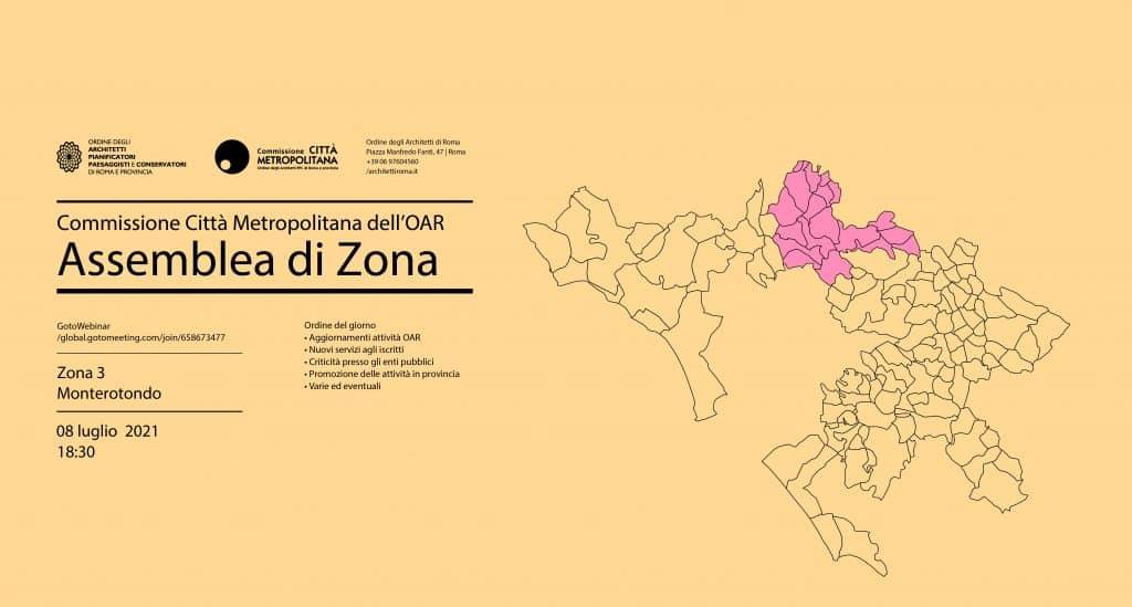 Assemblea di Zona 3 - MONTEROTONDO 6