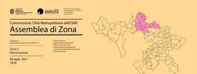 Assemblea di Zona 3 – MONTEROTONDO