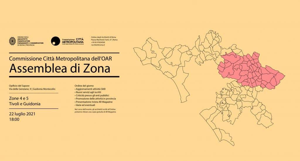 Assemblea di Zona 4 e 5 - Tivoli e Guidonia Montecelio 5