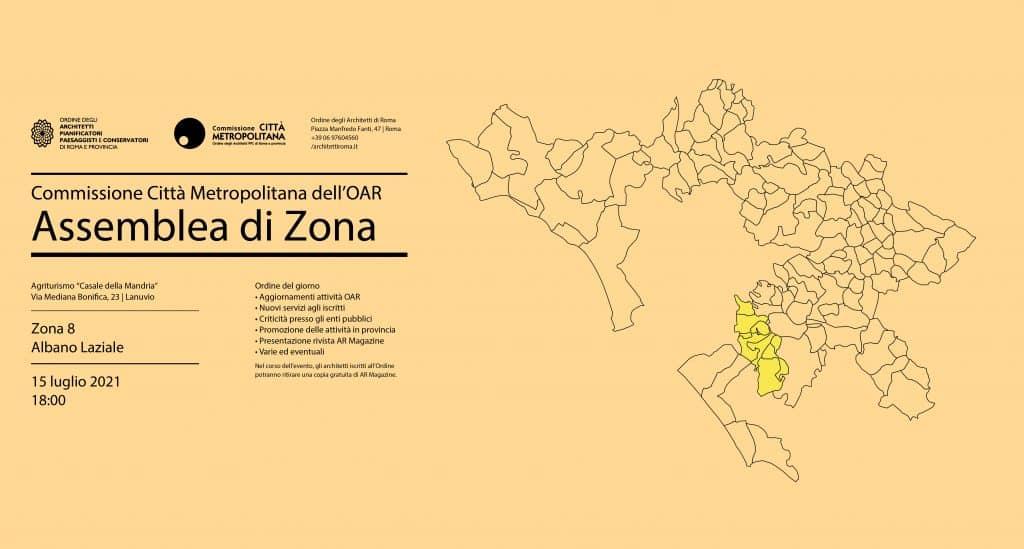 Assemblea di Zona 8 - Albano Laziale 3