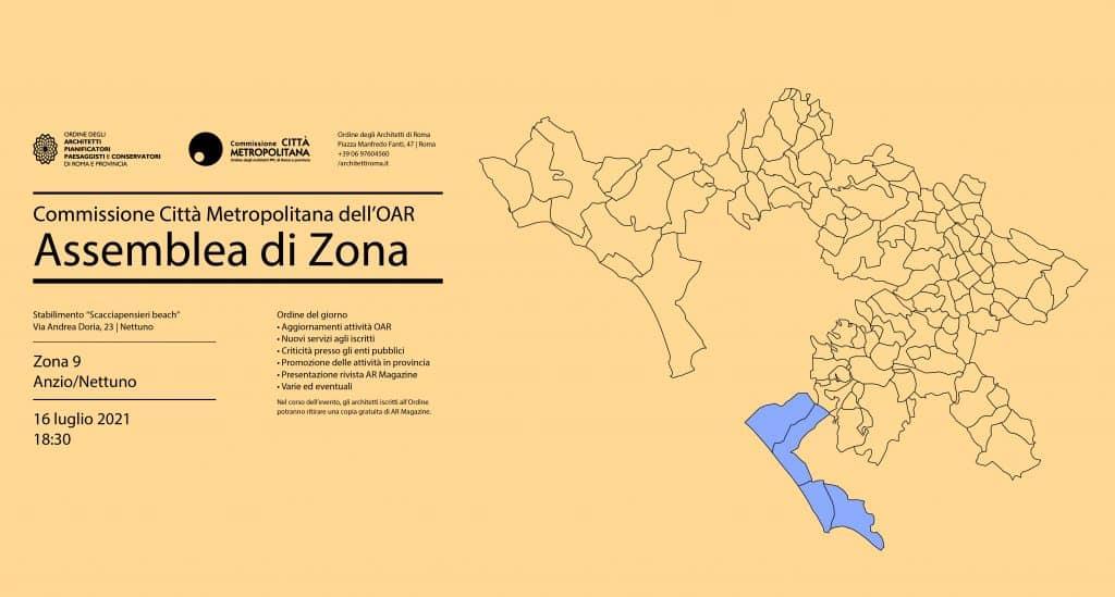 Assemblea di Zona 9 - Anzio/Nettuno 2