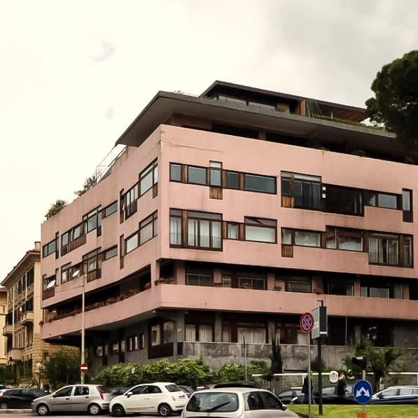 Ugo Luccichenti, un Maestro modernista. La palazzina a Largo Nicola Spinelli - di Lorenzo Tarquini 1