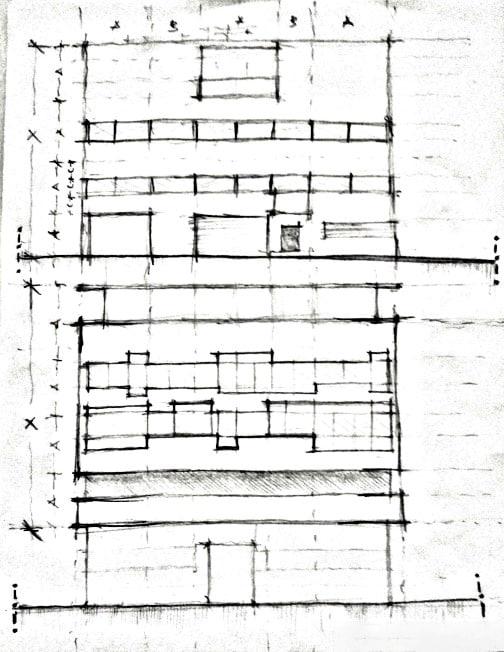 Ugo Luccichenti, un Maestro modernista. La palazzina a Largo Nicola Spinelli - di Lorenzo Tarquini 6