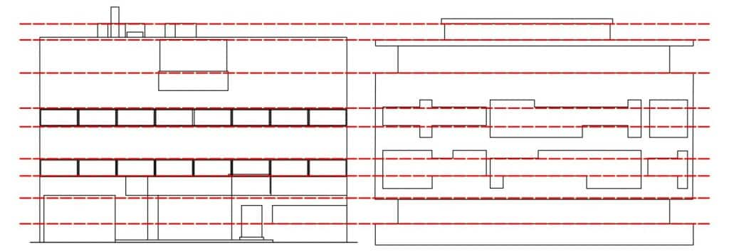 Ugo Luccichenti, un Maestro modernista. La palazzina a Largo Nicola Spinelli - di Lorenzo Tarquini 8