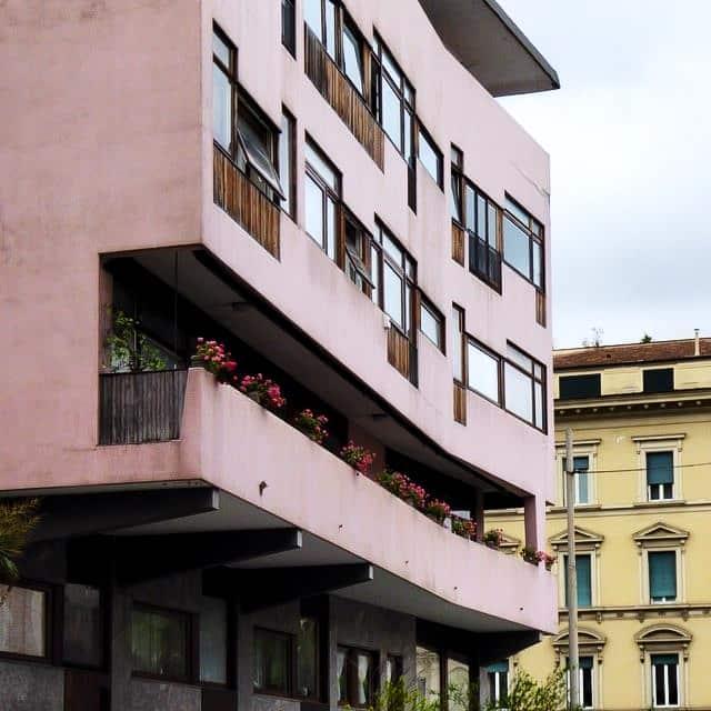 Ugo Luccichenti, un Maestro modernista. La palazzina a Largo Nicola Spinelli - di Lorenzo Tarquini 10