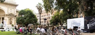 Spam 2021. Housing: dai casi internazionali ai quartieri di Roma. Circolarità, servizi, resilienza