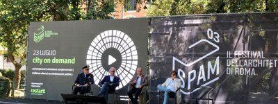 Spam 2021. City on demand: la terza edizione del Festival di Roma alza il sipario