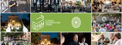 Spam 2021. OAR al centro della scena: dal primo incontro tra i candidati sindaco per Roma al percorso verso una legge per l'architettura