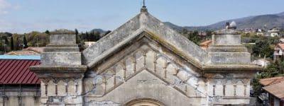 Concorso per ristrutturazione e restauro post sisma di S. Maria del Carmelo a Pennisi (Acireale)
