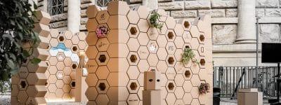 Idee, confronto, opportunità: ecco chi è l'architetto-inventore. Il messaggio nell'installazione realizzata a SPAM