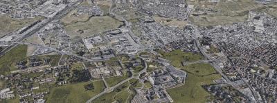 Pru Tor Bella Monaca, approvata delibera per variante progetto urbanistico